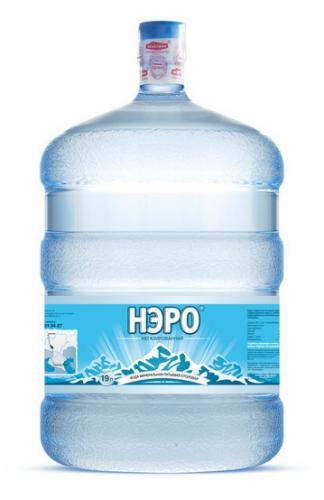 Горная вода НЭРО - основное фото