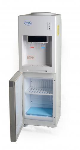 Кулер Aqua Well 1.5-JXC-1 White (холодильник 16л.) - основное фото