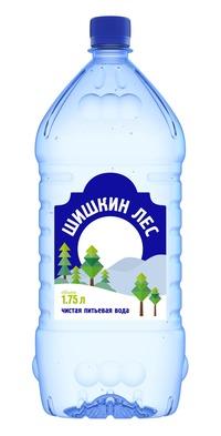 Шишкин лес 1,75 л. без газа (6 шт) - основное фото