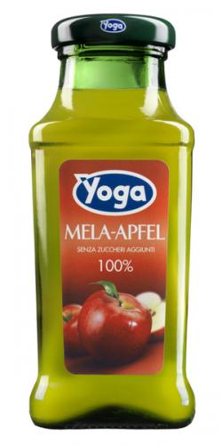 Yoga/Йога Яблоко 0.2 л. (24 бут.) стекло - основное фото