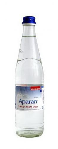 Aparan / Апаран 0,5 л. без газа (12 бут) стекло - основное фото