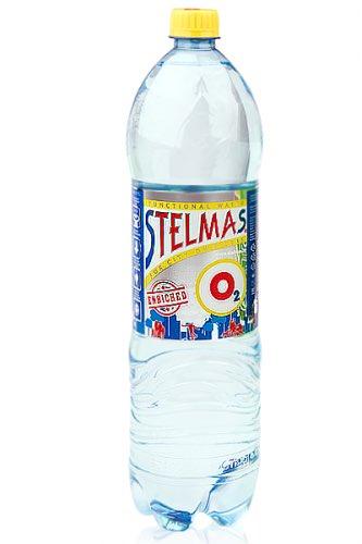 Стэлмас / Stelmas О2 1.5л. без газа (6 бут.) - основное фото