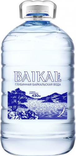 Глубинная Байкальская вода (Baikalwater) 5 л. (2 шт.) - основное фото