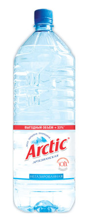 Arctic /Арктик 2л. без газа (6 шт.) - основное фото