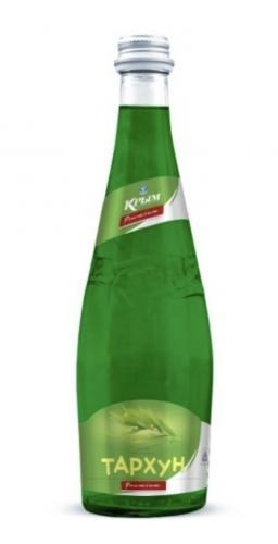 Крым Тархун Напиток безалкогольный 0,5л стекло - основное фото