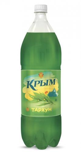 Крым Тархун Напиток безалкогольный 2л  - основное фото