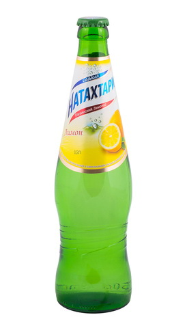 Натахтари Лимон 0,5 л. газ. стекло (20 шт.) - основное фото