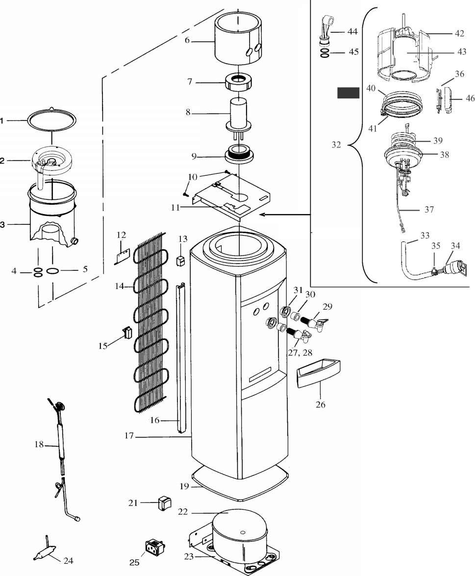 кулер основа ylro 6-5t схема