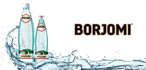 Минеральная вода Боржоми / Borjomi