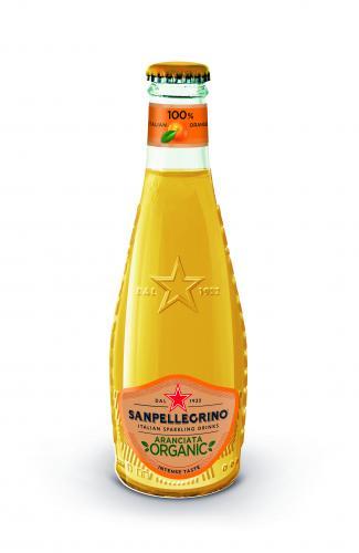 San Pellegrino / Сан Пеллегрино Апельсин  0.2 л. газ (4 бут.) - дополнительное фото