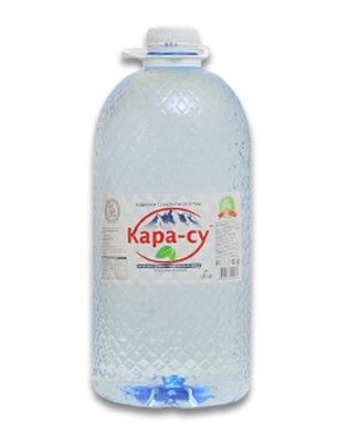 Кара-Су 5л (2 бут.) - дополнительное фото