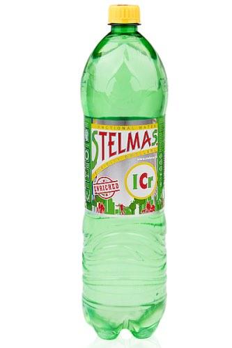 Стэлмас / Stelmas ICrZnSe 1.5л. без газа (6 бут.) - дополнительное фото