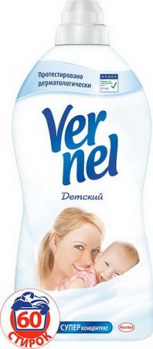 Vernel Концентрат Детский 1,82л.  - дополнительное фото