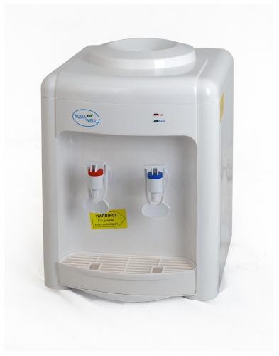 Кулер Aqua Well 36 TК White - дополнительное фото