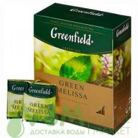 Greenfield Green Melissa 100 пак (1 шт)