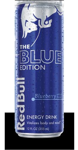 Red Bull 0,25л. со вкусом черники (24 бан.) - дополнительное фото