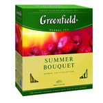 Greenfield Summer Bouquet 100 пак (1 шт)