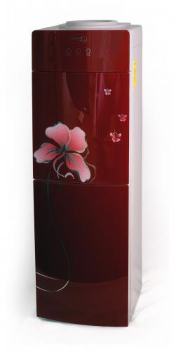 Кулер Aqua Well 2JX Red - дополнительное фото