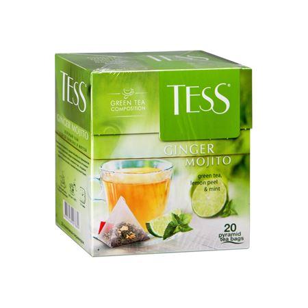 Чай Tess Ginger Mojito (20 пир. по 1,8 гр) - дополнительное фото