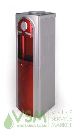 Кулер Aqua Well 95L Silver+Red - дополнительное фото