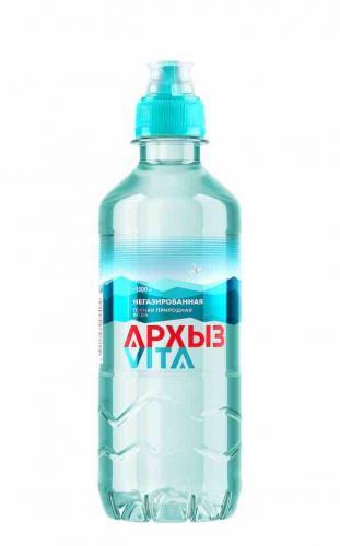 Архыз VITA Спорт 0,33 л. без газа (12 бут) - дополнительное фото