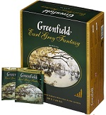 Greenfield Earl Grey Fantasy 100 пак (1шт)