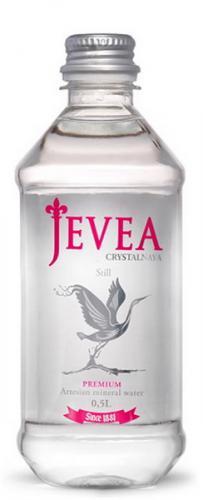 Живея / Jevea 0.5 л. без газа (12 бут.) ПЭТ - дополнительное фото