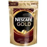 Nescafe Gold растворимый 150 гр. (1шт)