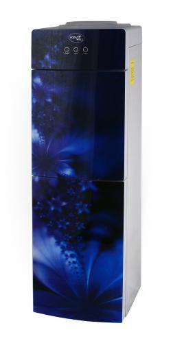 Кулер Aqua Well 2-JXC-1 Blue (холодильник 16л.) - дополнительное фото