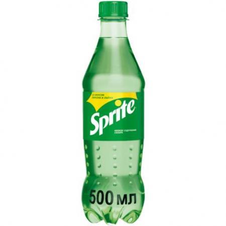 Sprite / Спрайт 0,5 л. (24 бут.) - дополнительное фото
