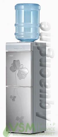 Кулер AEL LC-601b Silver (холодильник 16л) - дополнительное фото