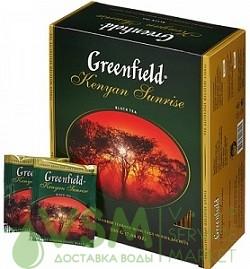 Greenfield Kenyan Sunrise 100 пак (1 шт) - дополнительное фото